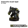 Armoured Orc Assault Squad