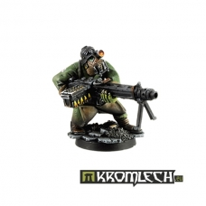 Orc Greatcoat MG42 Gunner