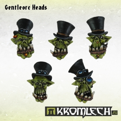Gentleorc Heads