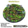 Windfall bases - round 80mm