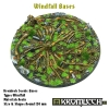 Windfall bases - round 130mm