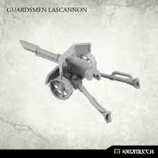 Guardsmen Lascannon