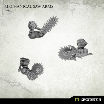 Mechanical Saw Arms