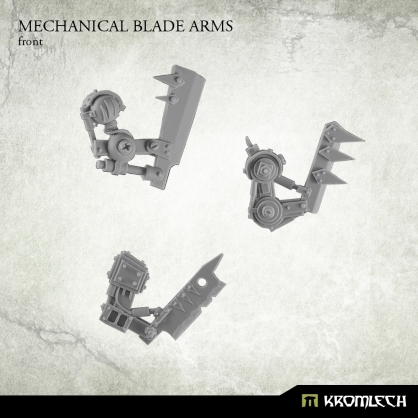 Mechanical Blade Arms