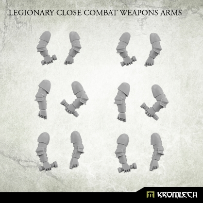 Legionary Close Combat Weapons Arms