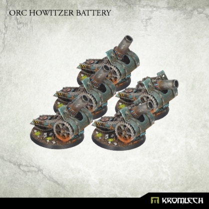 Orc Howitzer Battery