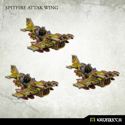Spitfire Attak Wing