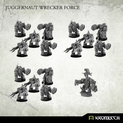 Juggernaut Wrecker Force