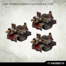 Orc Sparkk Energy Cannon Battery