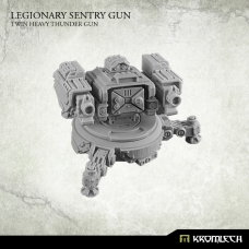 Legionary Sentry Gun: Twin Heavy Thunder Gun