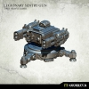 Legionary Sentry Gun: Twin Heavy Flamer