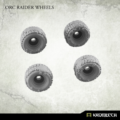 Orc Raider Wheels