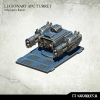 Legionary APC turret: Twin Heavy Flamer
