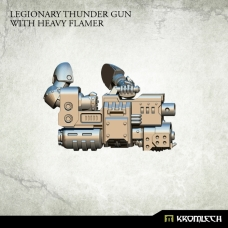 Legionary Heavy Thunder Gun with Heavy Flamer