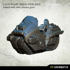 Legionary Breacher Bike: armed with twin plasma gun
