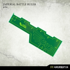 Imperial Battle Ruler [green]