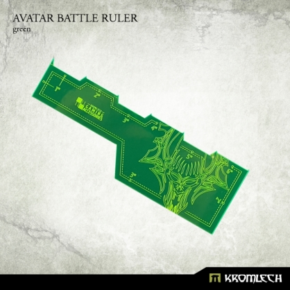 Avatar Battle Ruler [green]