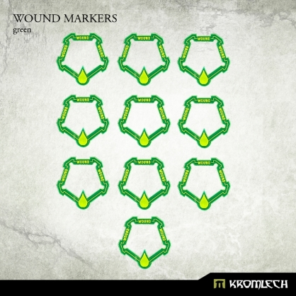 Wound Markers [green]