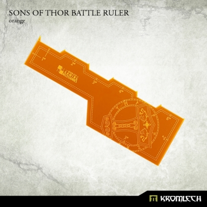 Sons of Thor Battle Ruler [orange]