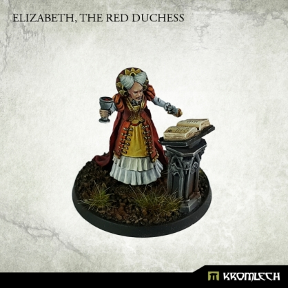 Elizabeth, The Red Duchess