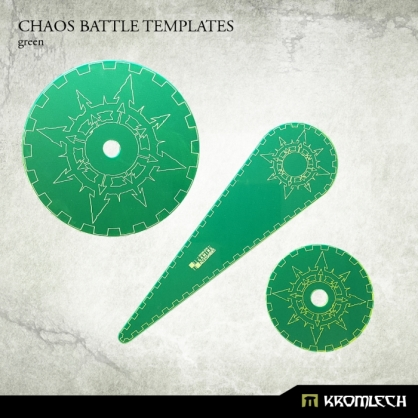 Chaos Battle Templates [green]
