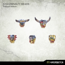 Juggernaut Heads - Enclosed Helmets