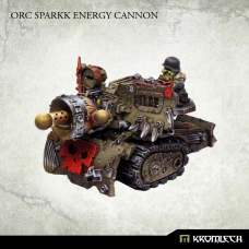 Orc Sparkk Energy Cannon