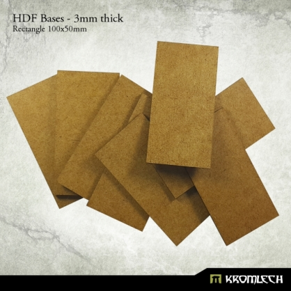 Rectangle 100x50mm (8 pieces)
