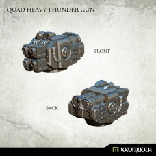 Quad Heavy Thunder Gun