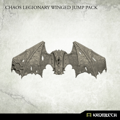 Chaos Legionary Winged Jump Pack