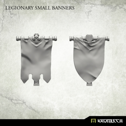 Legionary Small Banners