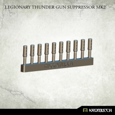 Legionary Thunder Gun Suppressor Mk2