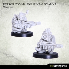 Dvergr Commando Special Weapon : Magma Gun