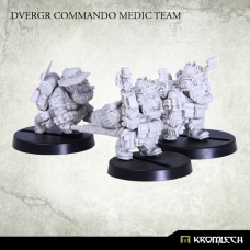 Dvergr Commando Medic Team