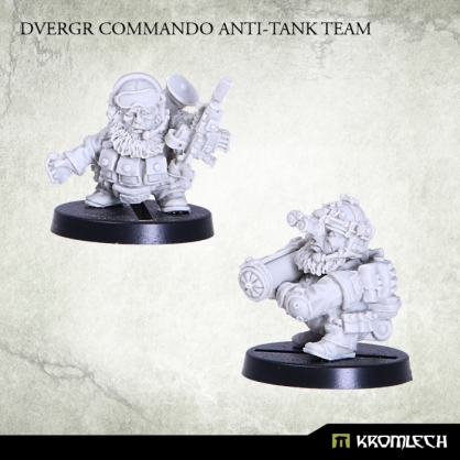 Dvergr Commando Anti-Tank Team