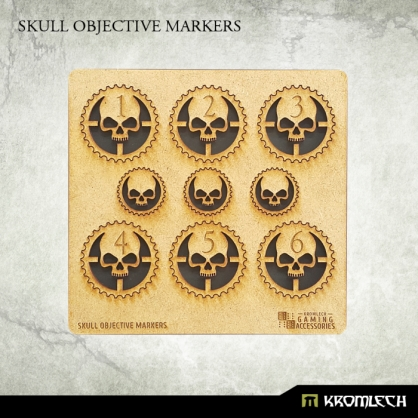 Skull Objective Markers [HDF]
