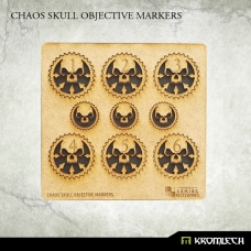 Chaos Skull Objective Markers [HDF]