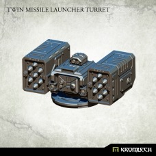 Twin Missile Launcher Turret