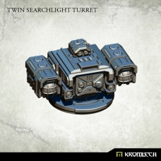 Twin Searchlight Turret