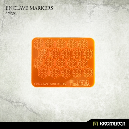 Enclave Markers [orange]