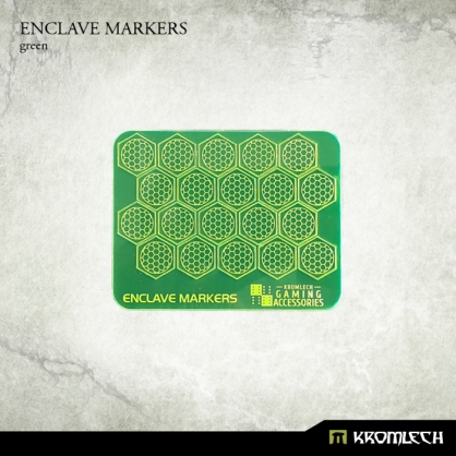 Enclave Markers [green]