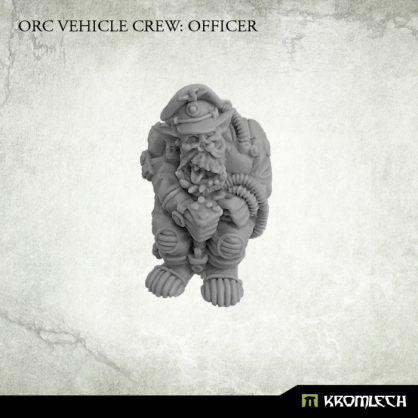 Orc Vehicle Crew: Officer
