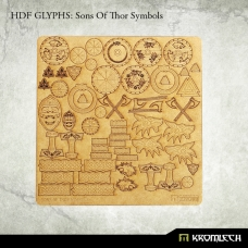 HDF Glyphs: Sons of Thor Symbols