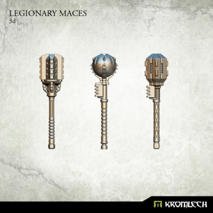 Legionary Maces