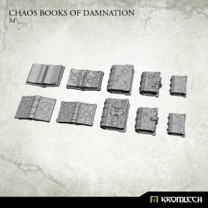 Chaos Books of Damnation