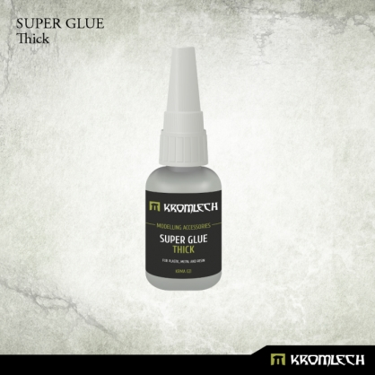 Super Glue - Thick