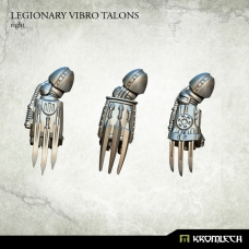 Legionary Vibro Talons - Right Arms