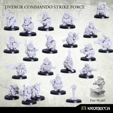 Dvergr Commando Strike Force