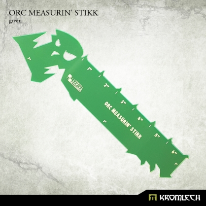 Orc Measurin' Stikk [green]