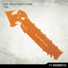 Orc Measurin' Stikk [orange]